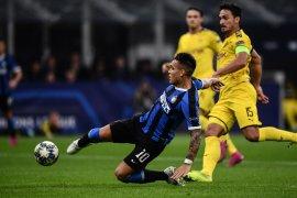 Hasil Liga Champions, Inter buka peluang lolos fase grup