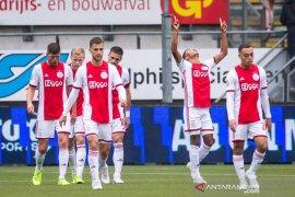 Ajax terima tak ada juara Liga Belanda