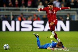 Liga Inggris: Gelandang Liverpool Oxlade-Chamberlain cedera lagi