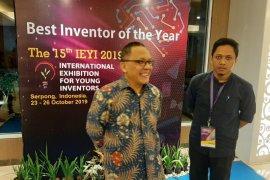 Untuk patenkan karya, LIPI akan dorong inovator muda