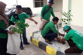 FKH Banjarmasin ikut hijaukan RS Sultan Suriansyah