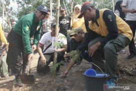 Desa Patikalain menjadi lokasi penanaman pohon serentak Daerah Aliran Sungai