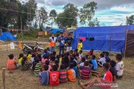 PVMBG Bandung didesak teliti amblasan terjadi kembali di pulau Nusalaut