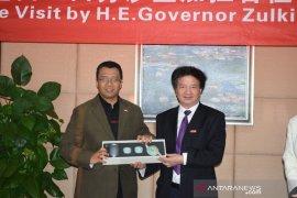 NTB dan Universitas Zhejiang  jajaki kerja sama pendidikan