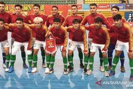 Indonesia ke final AFF Futsal setelah tundukkan Myanmar