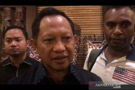 Mendagri lapor situasi Papua ke Menko Polhukam