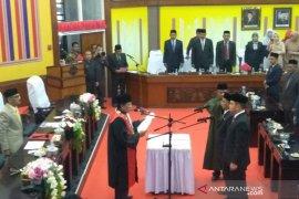 Dua pimpinan definitif DPRK Aceh Utara resmi dilantik