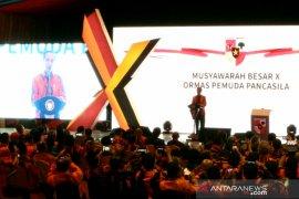 Presiden Jokowi minta maaf banyak pihak tidak terakomodasi dalam kabinet