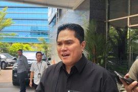 Menteri BUMN akan bertemu OJK dan BI membahas pimpinan baru bank BUMN