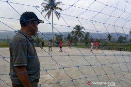 Pasir Matogu mengolahragakan masyarakat lewat dana desa