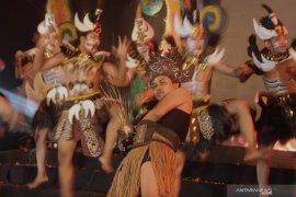 "Tarian kolosal ""Face of Indonesia"" meriahkan ""Nusa Dua Fiesta 2019"""