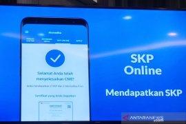 Dokter kini bisa dapatkan SKP daring untuk perpanjang izin praktik