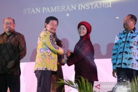 Setda Surabaya juara umum dalam Anugerah Media Humas SAIK 2019