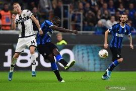 Inter gagal ke puncak klasemen setelah diimbangi Parma