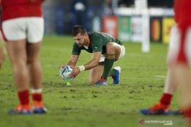 Piala Dunia Rugby - Afsel buka jalan ke final setelah tundukkan Wales