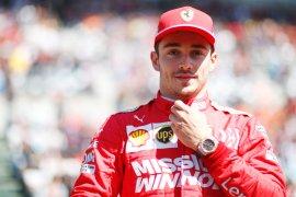 Charles Leclerc perpanjang  kontrak dengan Ferrari hingga 2024