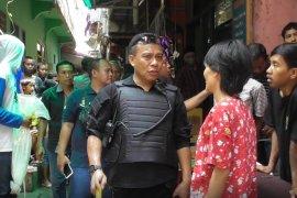 Polisi buru tersangka pembacokan pada tawuran anak di Tambora