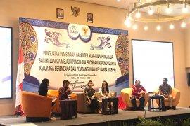 Di Bali, BKKBN sosialisasikan penguatan nilai Pancasila bagi keluarga