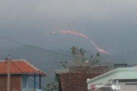 BPBD Garut: Kebakaran hutan akan mengganggu serapan air