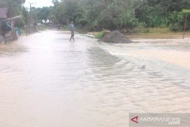 Hundreds of homes flooded in West  Aceh