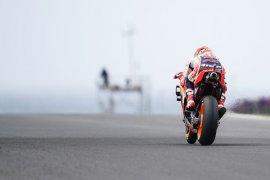 GP Australia, Rival-rival Marquez tumbang