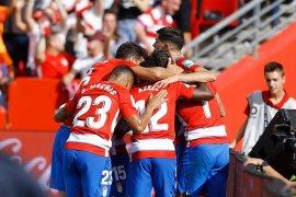 Granada rebut puncak klasemen La Liga, Sociedad posisi ketiga