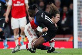 Hasil Liga Inggris: Sudah unggul dua gol, Arsenal malah ditahan Crystal Palace