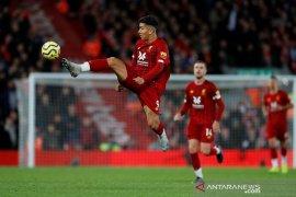 Klasemen Liga Inggris, Liverpool kokoh di puncak