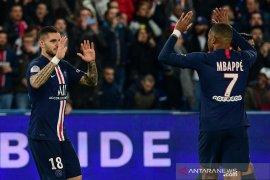 Icardi dan Mbappe bawa PSG rajai Le Classique pertama musim ini