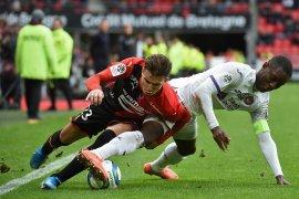 Liga Prancis - Toulouse, Saint-Etienne gagal lanjutkan tren positif