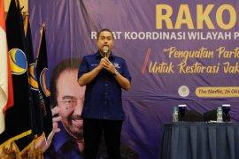 Nasdem Jakarta kembali  rekomendasikan Surya Paloh jadi Ketua Umum DPP