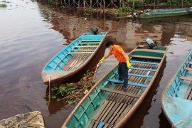 """Polisi selidiki pelaku """"pembuang"""" bayi di Sungai Kapuas Pontianak"""