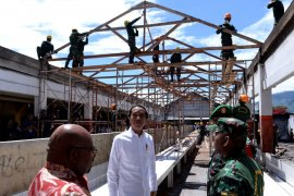 Presiden Jokowi janji tindaklanjuti usulan pemekaran provinsi Papua Pengah