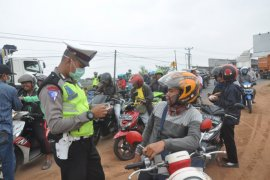 Hari keenam Operasi Zebra, Polda Banten tilang 1.734 kendaraan