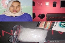 Bawa 50,01 gram sabu, Polres Tanah Laut ringkus seorang wanita