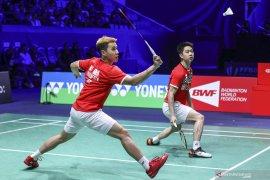 Juarai China Open, Marcus/Kevin koleksi gelar kedelapan sepanjang 2019