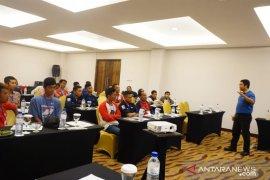 PMI gelar pelatihan pembuatan hunian aman gempa
