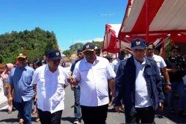Jembatan Holtekam komitmen Presiden Jokowi bangun Papua