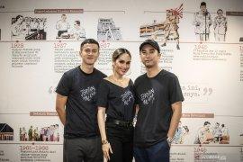 Cinta Laura tinggalkan karir di Amerika demi Indonesia