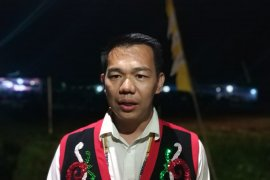 Nasir perkenalkan sosok Fransiskus Diaan saat Festival Danau Sentarum