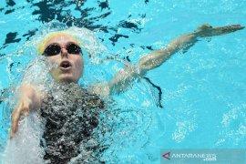 Atherton cetak rekor dunia baru 100m gaya punggung