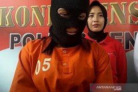Polres Bengkulu tangkap terduga pelaku perdagangan anak