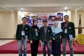 Mahasiswa Polbangtan Bogor raih juara III Judging Ternak di Undip Semarang