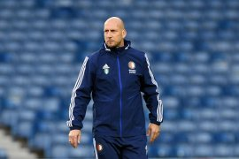 Jaap Stam undur diri dari manajer Feyenoord