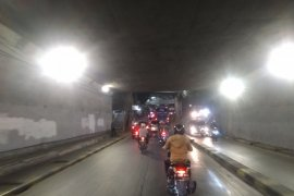 Lalu lintas menuju Terminal Manggarai normal dua arah pasca tawuran