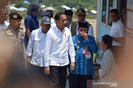 Presiden targetkan 1.500 hunian pengungsi Sulteng selesai sebelum Lebaran