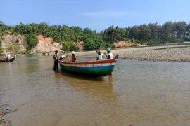 DPUPR Mukomuko: Pembangunan penahan tebing sungai tuntas 2019