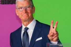 Hindari corona, Tim Cook minta karyawan Apple kerja dari rumah