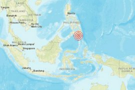 Sulut tak terdampak gempa magnitudo 6,7 guncang Filipina
