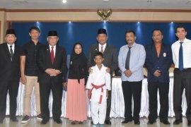 Karateka junior asal Deliserdang wakili  Indonesia ke Belgia